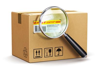 Paket und Briefsendungen mit Drogen Polizei und Post